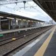 まち歩き府0912 阪急電車 東向日駅ホーム