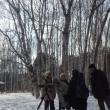 1月17日(水)豊平公園で自然散歩の様子
