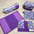 和柄(干支柄)紫色バージョン (*^▽^*)♪ ~ころころ・ペンケース・ポケティポーチ・カードケース・お薬手帳カバー~