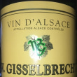 Alsace Riesling Willy Gisselbrecht 2012