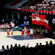 「バスケットボール女子U24 4ヵ国対抗2017」を観戦!!