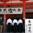 平安神宮参拝