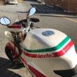 お客様のオートバイ・ビモータdb1
