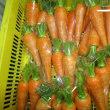 追加野菜と初雪
