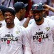 NBAバスケット カンファレンスファイナル「ヒート×セルティックス」