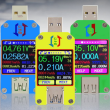USB multi-functional meter with bluetooth(QC2.0 and QC3.0 recognition) その2