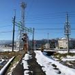 中沖踏切 塩沢~六日町③
