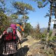 11 白滝山・大師山(459・475m:山口県岩国市)縦走登山(続き)  「大師山」から下山に