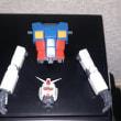 MG ガンダム ver0.2 頭 胴体 両腕