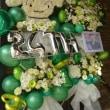 新宿 MARZ シロのスタンド花