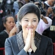 タイ  一週間後にインラック前首相への判決 混乱も懸念される状況