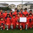 U-9チャレンジカップ3位!