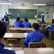 冬の学習会②&3年登校日④