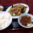 肉野菜炒め/徳華飯店/桜台