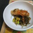 炊屋食堂の絶品サバ味噌煮定食・・・と、猫まんま・・・