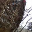 福島県青葉の岩場フリークライミング