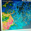 台風が来るし、