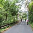 この夏、阿寺渓谷はマイカー規制になります。
