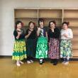プアレア 🌺 カルチャー 踊り初め