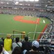 京セラドームに行きやした
