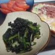 Tvの料理レシピで、コンビーフとポテトのグリルだよ~