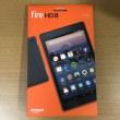 Amazon Fire HD 8 (2017モデル)タブレットを買ってみた