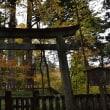 白糸の滝から滝尾神社へ