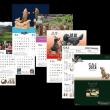 チェンソーアート・ジャパン 作品集カレンダー2018