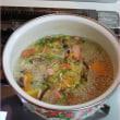 野菜たっぷりカレースープ♪