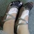 靴貰ったの~☆