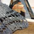 高齢者の今日ー編み物