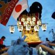 川之江秋祭り2017 夕方近く