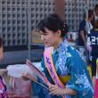 2017大村夏越しまつり 大村フラワー大使・早田弥紘 2017・8・2