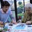 3月3日(土)曇り/雨 利用者6名 ペダル漕ぎ ひな祭り HT様(93歳)誕生会