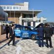 環境省の皆様が、スマート水素ステーションを視察研修に来庁されました。茨城県境町