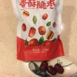 カリカリ美味しい香酥脆棗