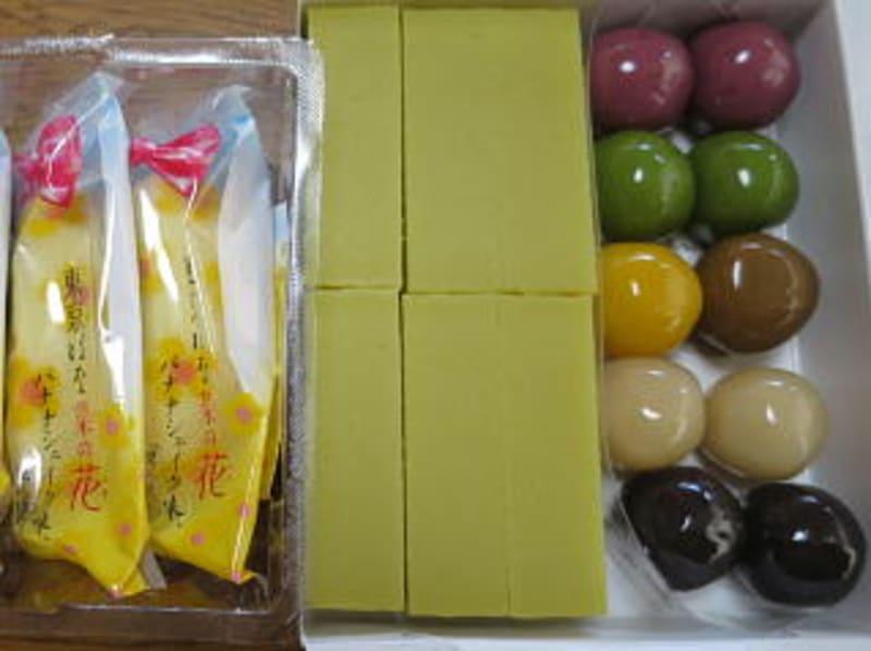butataroの孤独のグルメ(笑)東京編その4,お土産は舟和の芋羊羹