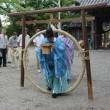 松阪神社と御厨神社で夏越し行われる