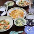 中華丼とチーズGYOZA