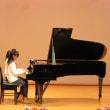 娘の5度目のピアノ発表会に参加してきました