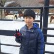 冬季開園動物公園