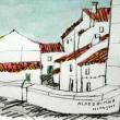1356.アルペドリーニャの町角