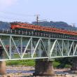 大正橋を行く高崎車両センター115系6連