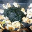 2月19日(月)牡蠣の青海苔甘酢