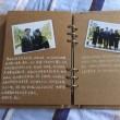 国慶節に届いた卒業生の手作りアルバム