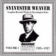 わたしのレコード棚―ブルース42、Sylvester Weaver