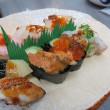 お寿司を食べに行ってきました