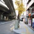 山手線新宿駅(西新宿三丁目 甲州街道)