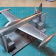 アメリカ空軍 ジェット戦闘機3機同時製作 その3