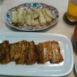 【食】タチウオの蒲焼き・天ぷら・タタキ